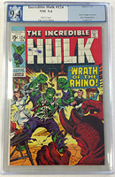 the Incredible Hulk #124