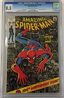 Amazing Spider-Man #100