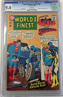 World's Finest Comics #169