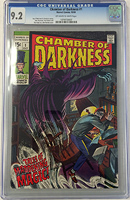 Chamber of Darkness #1