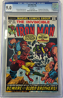 the Invincible Iron Man #55