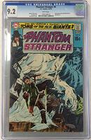 the Phantom Stranger #8