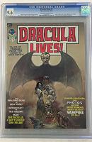 Dracula Lives #1