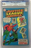 Justice League of America #22