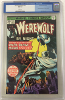 Werewolf By Night #33