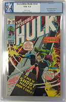 the Incredible Hulk #142