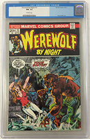 Werewolf by Night #10