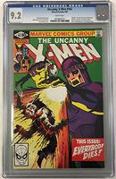 Uncanny X-Men #142