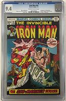 Iron Man #54
