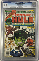 the Incredible Hulk Annual #5