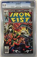 Iron Fist #15