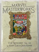 Marvel Masterworks Library Volume 4
