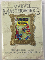 Marvel Masterworks Library Volume 9