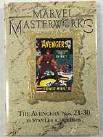 Marvel Masterworks Library Volume 27