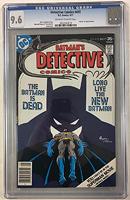 Detective Comics #472