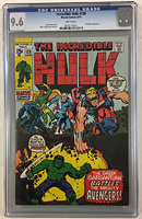 Incredible Hulk #128
