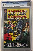 Captain America #101