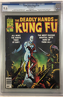 Deadly Hands of Kung Fu #22