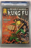 Deadly Hands of Kung Fu #19