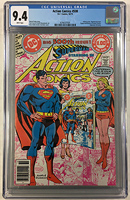 Action Comics #500