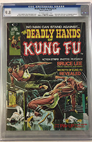 Deadly Hands of Kung Fu #1
