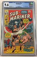 Sub-Mariner #40