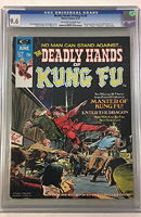 Deadly Hands of Kung Fu #2