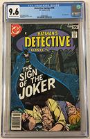 Detective Comics #476