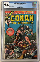 Conan the Barbarian Annual #1