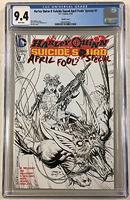 Harley Quinn & Suicide Squad April Fools' Special #1