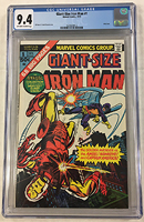 Giant-Size Iron Man #1