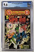 5 Star Super-Hero Spectacular #1