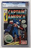 Captain America #124