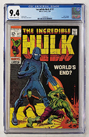 Incredible Hulk #117
