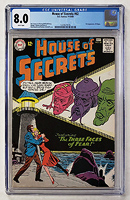 House of Secrets #62