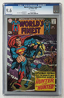 World's Finest Comics #181