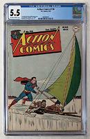 Action Comics #118