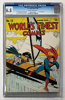World's Finest Comics #12