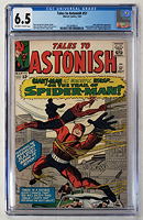 Tales to Astonish #57