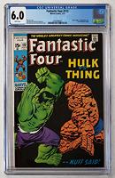 Fantastic Four #112