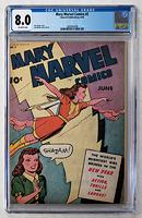 Mary Marvel Comics #2