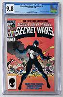 Marvel Super Heroes Secret Wars #8