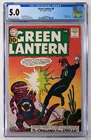 Green Lantern #8