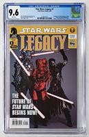 Star Wars: Legacy #1