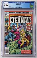 The Eternals #8